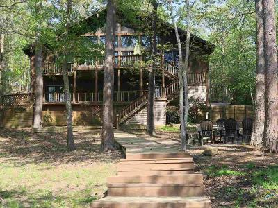 Holly Lake Ranch TX Single Family Home For Sale: $349,900