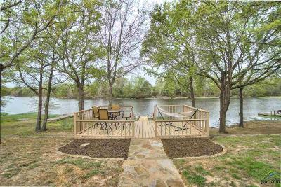 Mineola TX Single Family Home For Sale: $245,000