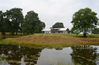 Quitman Farm For Sale: 851 County Road 3250