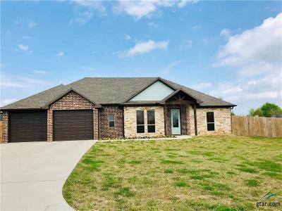 Van Single Family Home For Sale: 389 N Bois D Arc