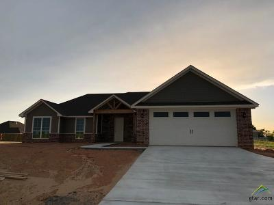 Lindale Single Family Home Contingent - Active: 19313 Hickory Circle (Lot 24)
