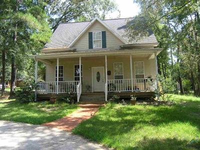 Tyler Single Family Home Contingent - Active: 10087 E Lakeshore