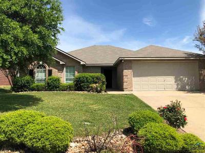 Tyler Single Family Home For Sale: 5758 Reagan