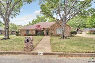 Tyler Single Family Home For Sale: 3809 Allendale