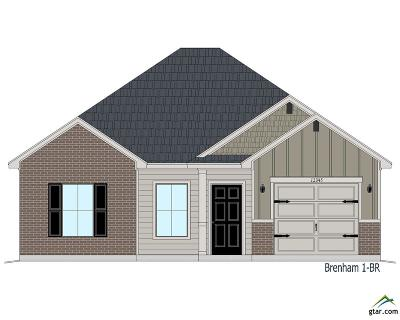 Mineola TX Single Family Home For Sale: $152,888
