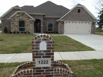 Bullard Single Family Home For Sale: 1222 Hitching Post