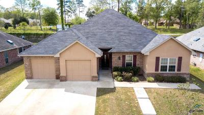Tyler Single Family Home For Sale: 5819 Persimmon