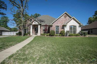 Tyler Single Family Home For Sale: 6545 Emory Court
