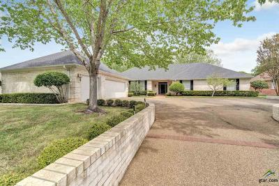 Tyler Single Family Home For Sale: 6500 Gleneagles Drive