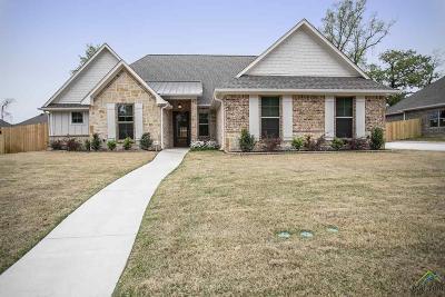 Tyler Single Family Home For Sale: 4239 Chapel Ridge