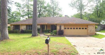 Tyler Rental For Rent: 3848 Lexington Dr.