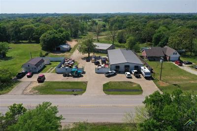 Canton Commercial For Sale: 12808 State Highway 19