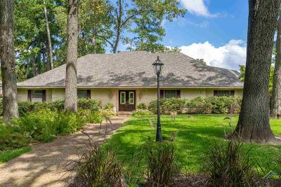 Longview Single Family Home For Sale: 1 Huntington Circle