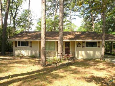 Holly Lake Ranch TX Single Family Home For Sale: $159,900