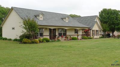 Yantis TX Single Family Home For Sale: $425,000