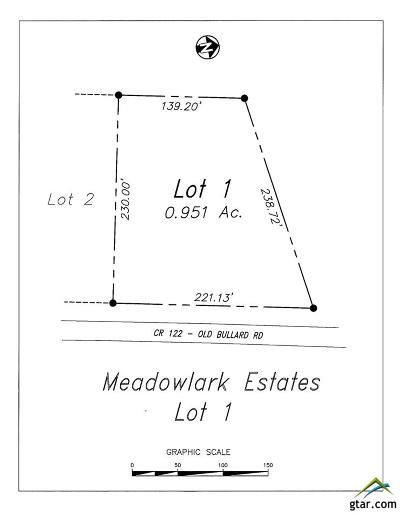Tyler Residential Lots & Land For Sale: 17184 County Road 122