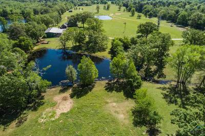 Quitman Farm For Sale: 1436 W State Highway 154