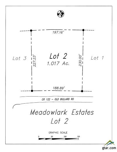 Tyler Residential Lots & Land For Sale: 17836 County Road 122