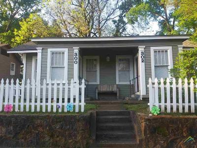 Tyler Multi Family Home For Sale: 300 W Bryan