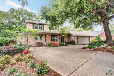 Tyler TX Single Family Home For Sale: $384,500