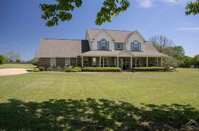 Bullard Single Family Home For Sale: 111 Pecan Valley Dr