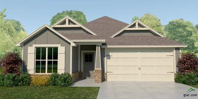 Tyler Single Family Home For Sale: 2907 Meadow Brook Trails