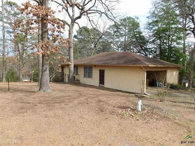 Holly Lake Ranch TX Single Family Home For Sale: $116,000