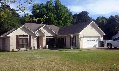 Flint Single Family Home For Sale: 21137 Altuda Ln