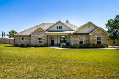Bullard TX Single Family Home Contingent - Active: $345,000