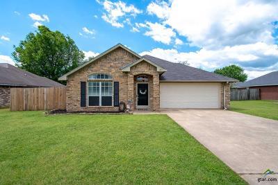 Bullard Single Family Home For Sale: 101 Hickory
