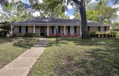Tyler Single Family Home For Sale: 1108 Kingspark Dr.