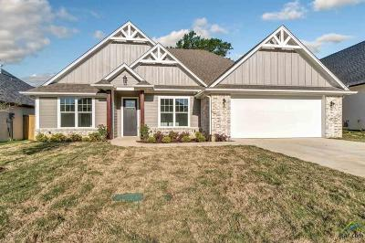 Tyler Single Family Home For Sale: 7339 Rolling Acres Place