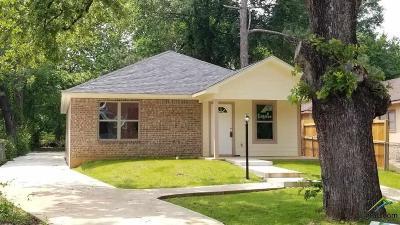 Tyler Single Family Home For Sale: 3008 N Grand