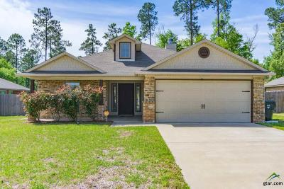 Tyler Single Family Home For Sale: 5856 Deauville St