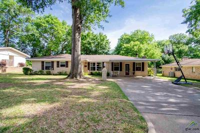 Tyler Single Family Home For Sale: 319 Dartmouth Drive