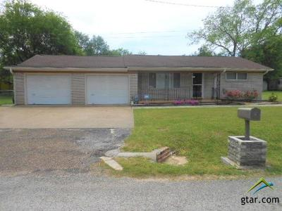 Quitman Single Family Home For Sale: 806 Morris Ave.