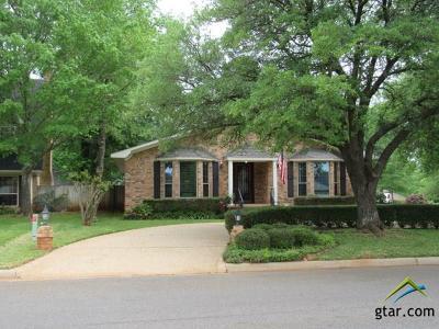 Jacksonville Single Family Home For Sale: 501 Pebble Beach Dr.