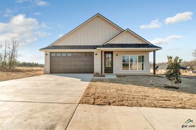 Bullard Single Family Home For Sale: 1527 Nate Cir