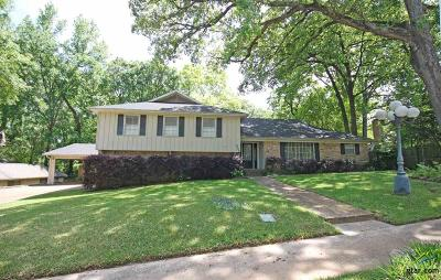 Single Family Home For Sale: 2723 Williamsburg Dr.