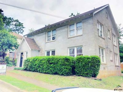 Tyler Multi Family Home For Sale: 128 Rowland Place