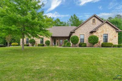 Longview Single Family Home For Sale: 280 Cedar Ridge