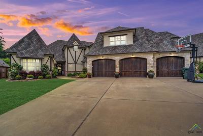 Tyler Single Family Home For Sale: 7063 Calumet