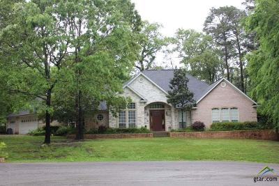 Tyler Single Family Home For Sale: 12307 Colby Cir