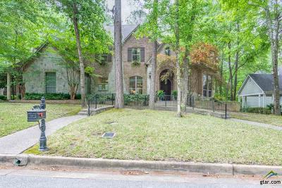 Tyler Single Family Home For Sale: 3701 Woods Blvd.