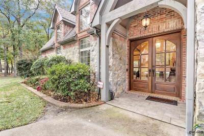 Tyler Single Family Home For Sale: 3429 Ridgebluff