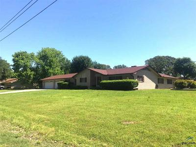 Quitman Single Family Home For Sale: 607 Tamy
