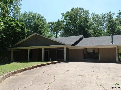 Jacksonville Single Family Home For Sale: 200 County Road 4127