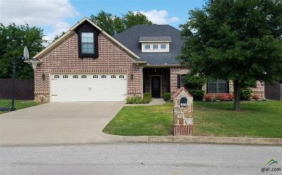 Flint Single Family Home For Sale: 19510 Sandhill Ln.