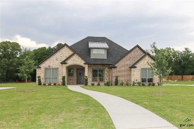 Tyler Single Family Home For Sale: 16557 Hailey Court