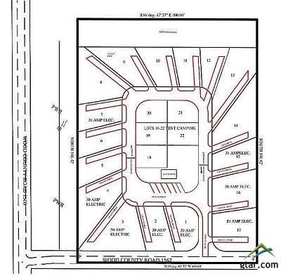 Alba Commercial For Sale: County Road 1562